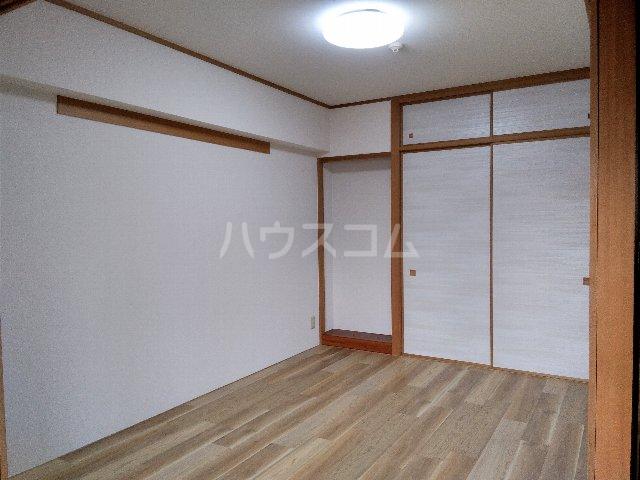 名駅アイリス弐番館 602号室のベッドルーム