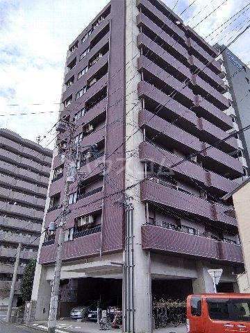 名駅アイリス弐番館 602号室の外観