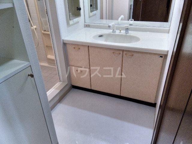 名駅アイリス弐番館 602号室の洗面所
