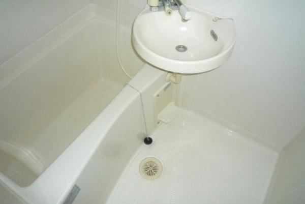 プロヴァンス 1A号室の風呂