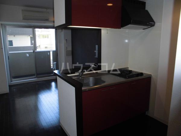エルスタンザ金山 1203号室のキッチン