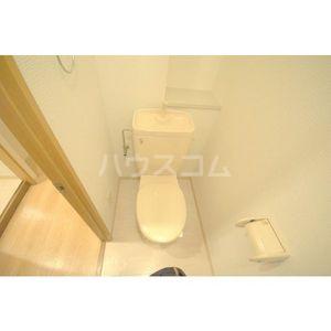 ガーディアン千代田 301号室のトイレ