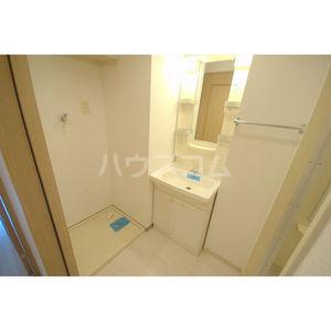 ガーディアン千代田 301号室の洗面所