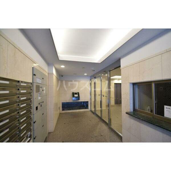 アレンダール大須 1101号室のロビー