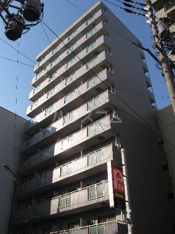 アレンダール大須 1101号室の外観