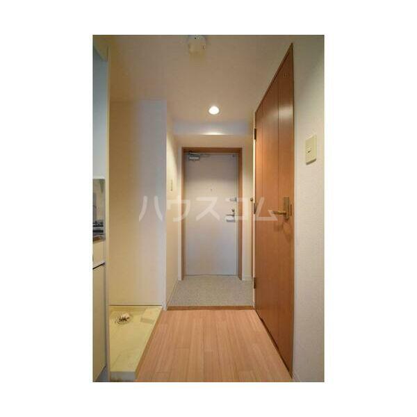 アレンダール大須 1101号室の玄関