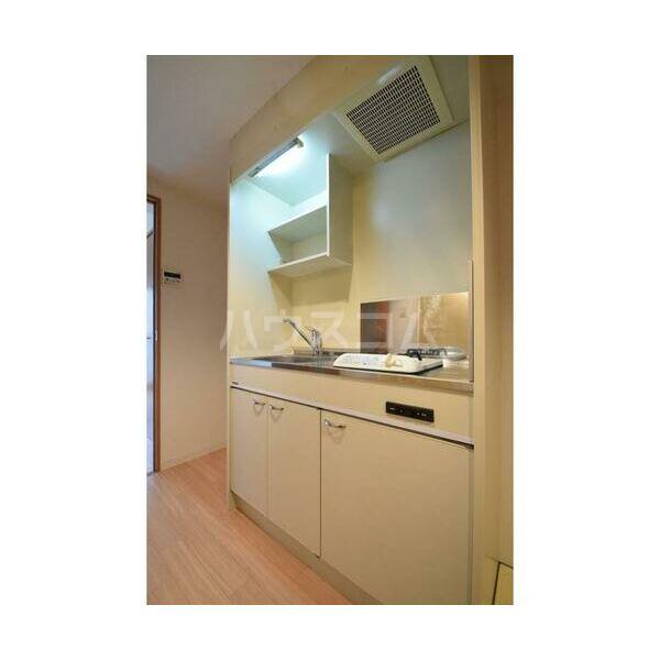 アレンダール大須 1101号室のキッチン