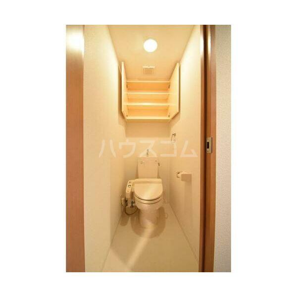 アレンダール大須 1101号室のトイレ