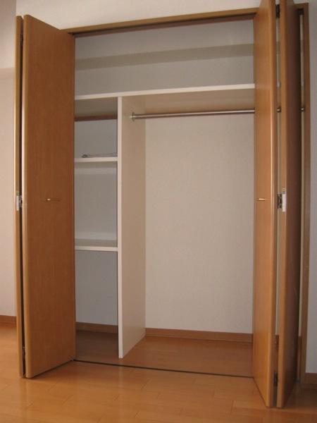 アレンダール大須 1101号室の収納