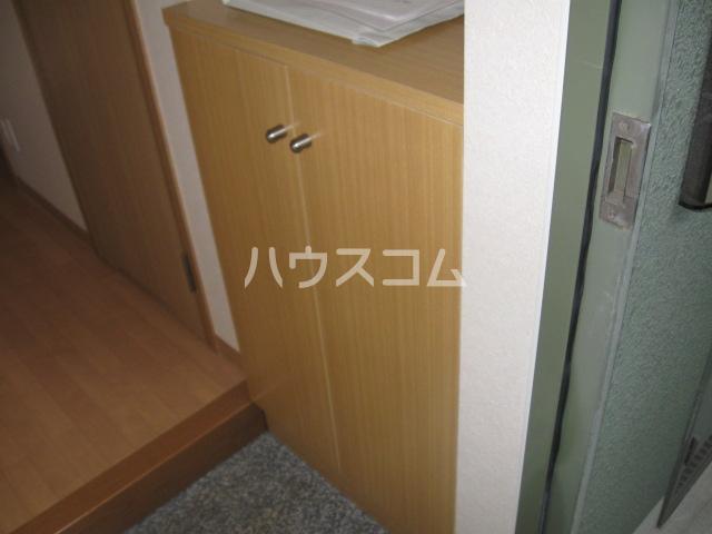 キャノンピア鶴舞 402号室の玄関