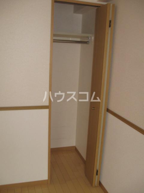 キャノンピア鶴舞 402号室の収納