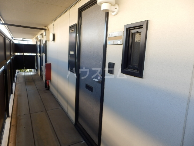 ドミール 203号室の設備