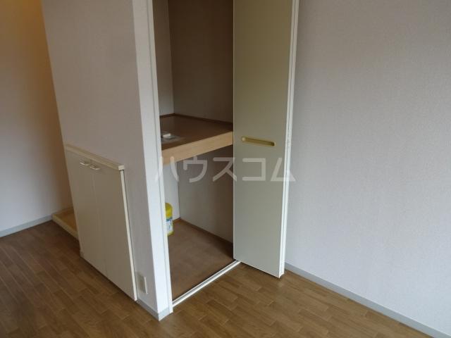 エトスFO 207号室の収納