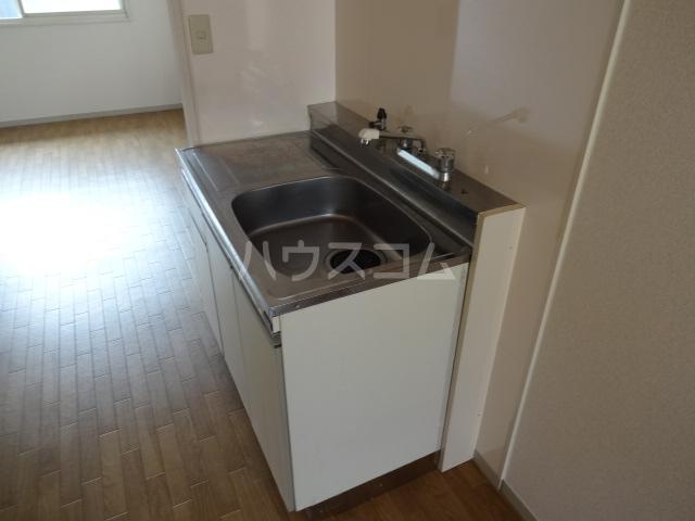 エトスFO 207号室のキッチン