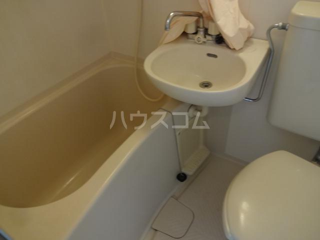 エトスFO 207号室のトイレ
