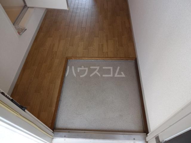 エトスFO 207号室の玄関