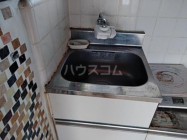 れいめい荘 202号室の洗面所