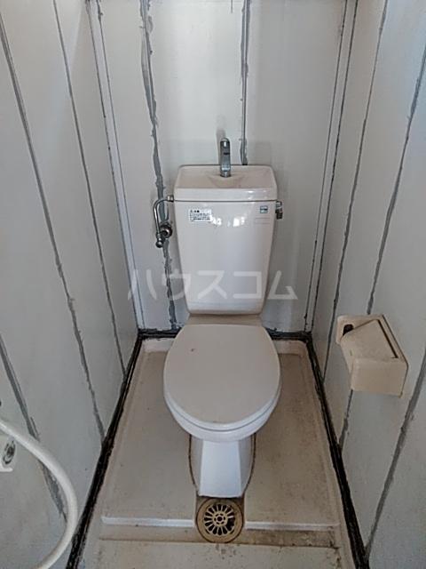 れいめい荘 202号室のトイレ