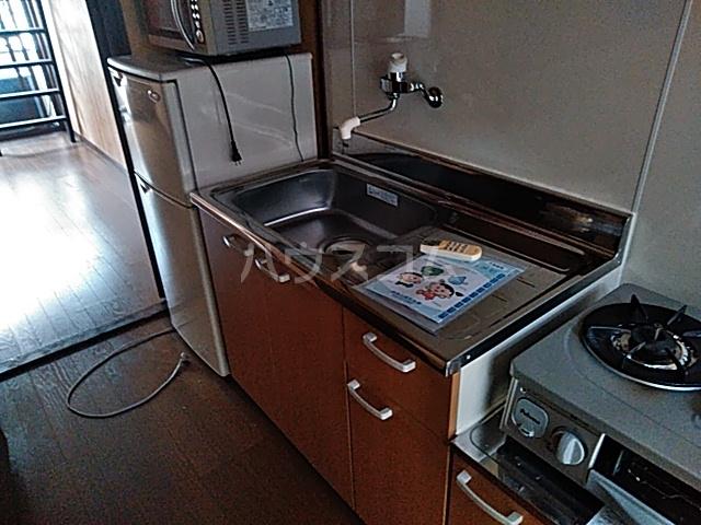 コーポJTL 205号室のキッチン