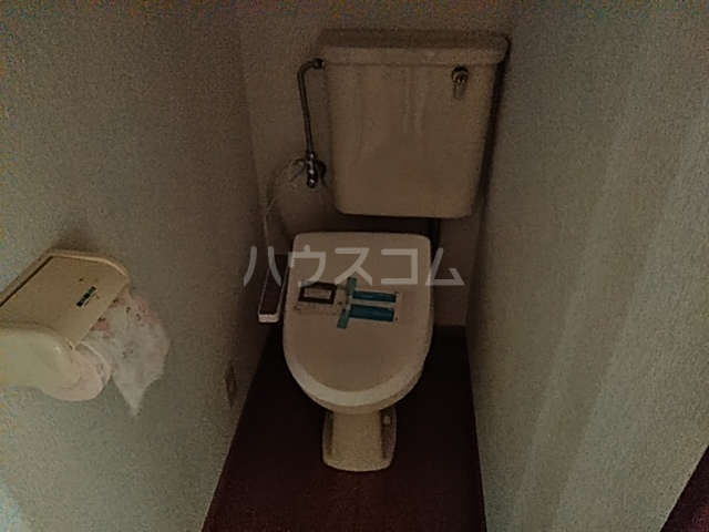 コーポJTL 205号室のトイレ