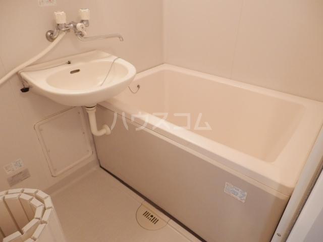 ピアシャンテ 205号室の洗面所