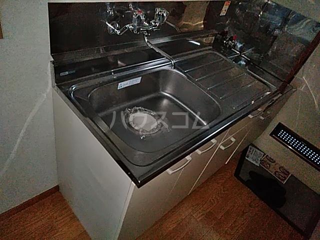 ハイツ石井 202号室のキッチン