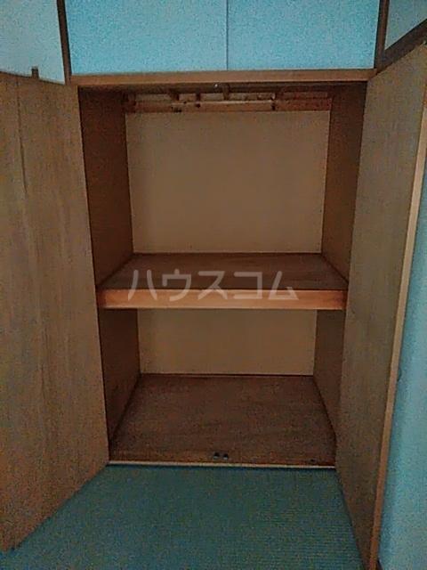 ハイツ石井 202号室の収納
