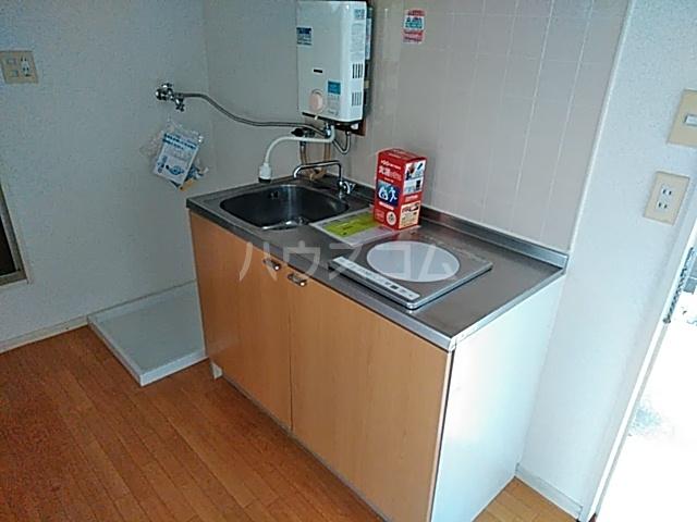 猫実ハウス 101号室のキッチン