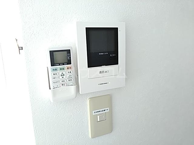 ピア4 426号室のセキュリティ