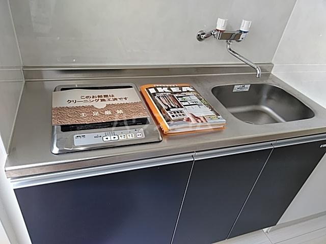 ピア4 426号室のキッチン
