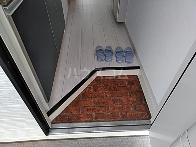 ピア4 426号室の玄関