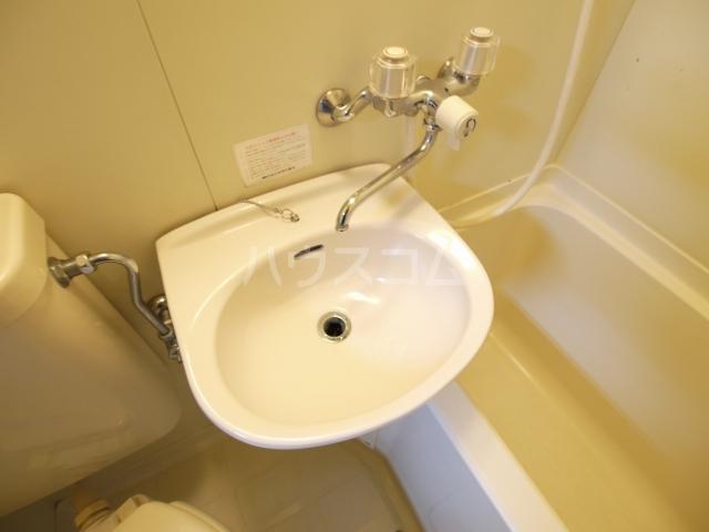 カームハウス日進 201号室の洗面所