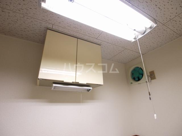 カームハウス日進 205号室の設備