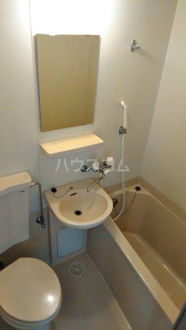 ニットーコーポ 203号室の風呂