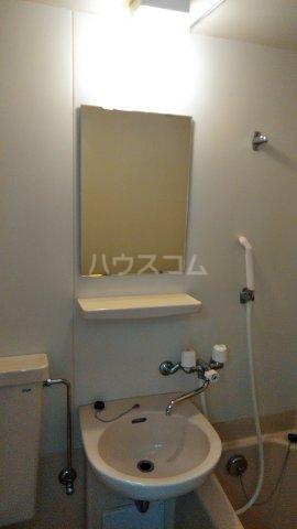 ニットーコーポ 203号室の洗面所