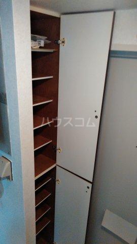 ニットーコーポ 203号室の収納