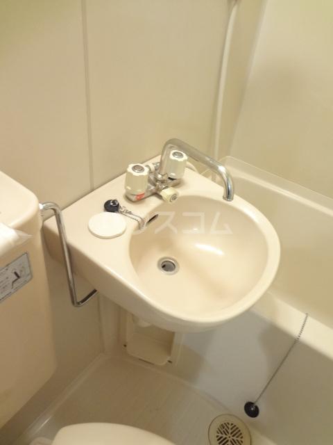 ロワールウエスト2 103号室の洗面所