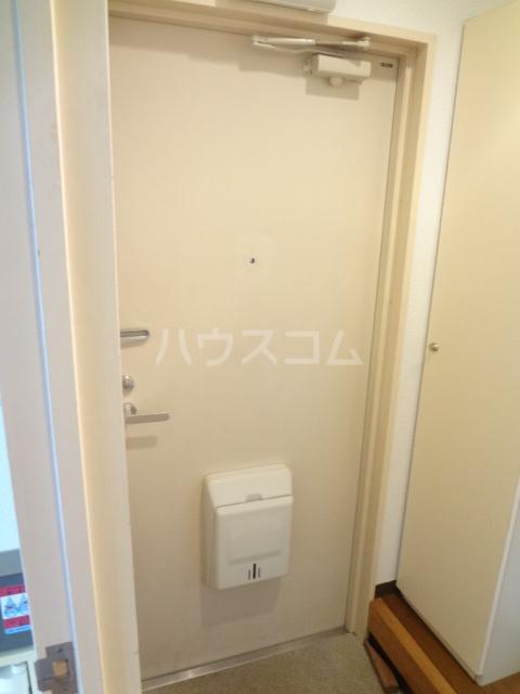 ロワールウエスト2 103号室の玄関
