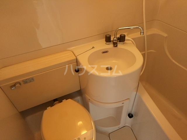 高津マンション 307号室の風呂