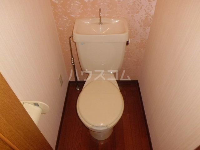 ヤングビレッジMAKI 303号室のトイレ