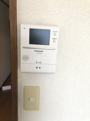 パストラル17 201号室のセキュリティ