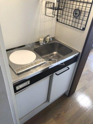 パストラル17 201号室のキッチン