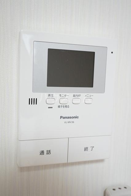 プラタ 102号室のセキュリティ