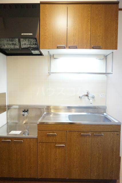 プラタ 102号室のキッチン