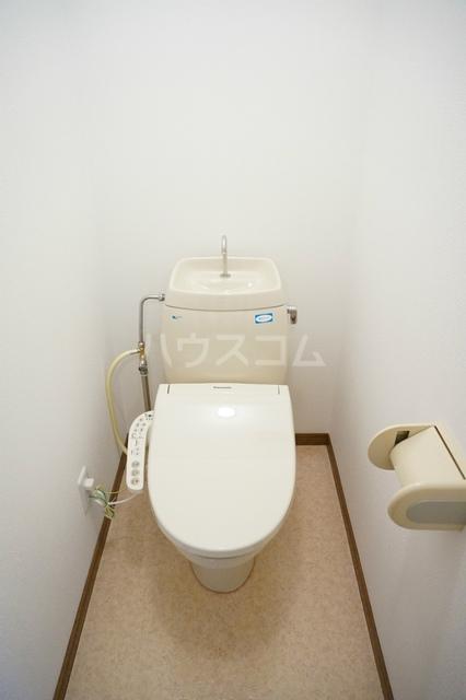 プラタ 102号室のトイレ