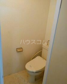 ポルシェ藤沢 103号室のトイレ