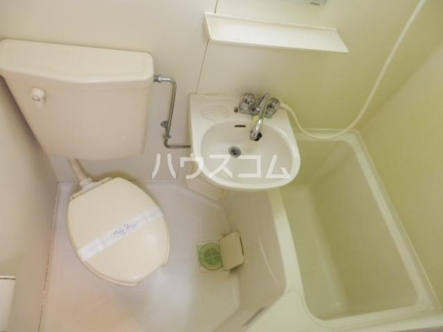 ジョイフル津田沼Ⅲ 107号室の風呂