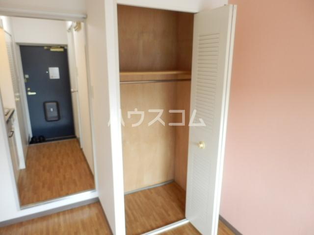 ジョイフル津田沼Ⅲ 107号室の収納