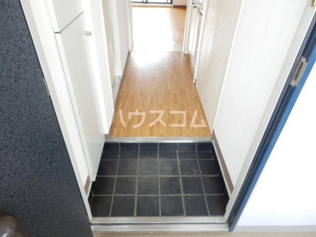 ジョイフル津田沼Ⅲ 107号室の玄関