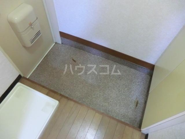 メルパラッツォⅡ 102号室の玄関